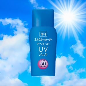 Shiseido Mineral Water SPF 50