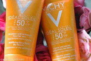 Vichy Capital Soleil SPF50 Face Dry Touch (50ml)