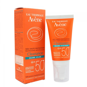 Kem chống nắng Avene Cleanance Solaire