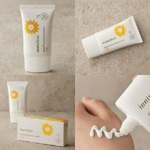 Kem chống nắng Innisfree Daily Cream Mild
