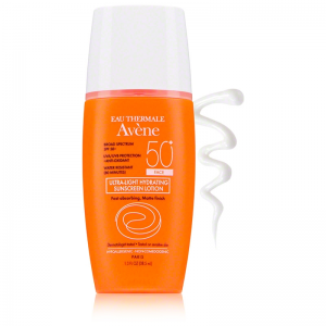 Avene Ultra-Light Hydrating Sunscreen Lotion dùng cho da mặt