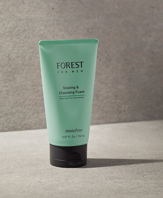 Sữa rửa mặt Forest For Men Innisfree