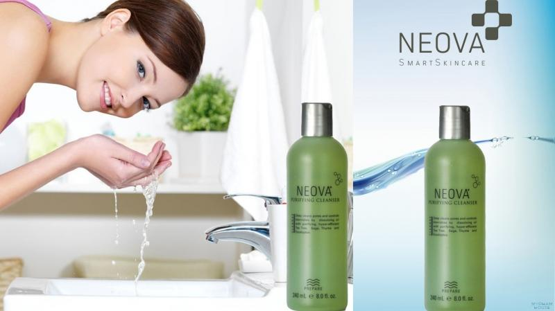 Sữa rửa mặt Neova Purifying Facial Cleanser